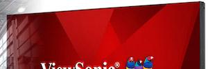 ViewSonic CDX5562: display comercial con bisel ultra delgado para aplicaciones de videowall