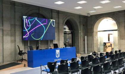 Escola de formação de Vitelsa Ayto Madrid