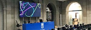 La Escuela de Formación del Ayuntamiento de Madrid moderniza sus centros con Vitelsa