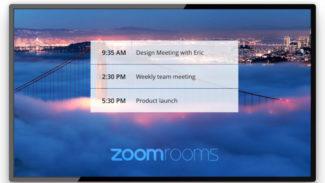 Zoom Video zoom rooms Maverick av solutions