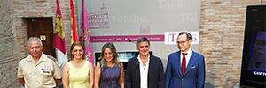Acciona se encargará de ejecutar el espectáculo audiovisual 'Toledo, la ciudad universal'