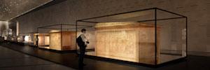 El Gran Museo Egipcio confía en Acciona Producciones y Diseño su ejecución museográfica