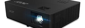 Acer amplía su línea de proyectores láser para grandes espacios y entornos educativos