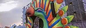 El escenario Little Bird del Medusa Sunbeach Festival se sonorizó con Bose