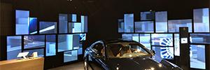 Mercedes-Benz utiliza la tecnología de BrightSign para sus nuevas tiendas 'pop-up'