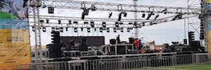 Tecnología Sennheiser y FBT en la primera edición de El Cotillo Live Music de Fuerteventura