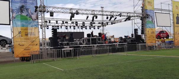 El Cotillo Music Live Sennheiser FBT Magnetron