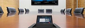 Extron rediseña la pantalla táctil TouchLink Pro para aplicaciones AV con Cable Cubby