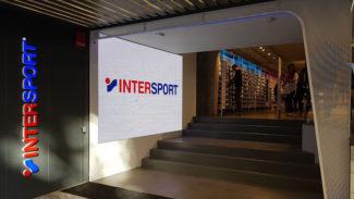 Intersport neo advertising