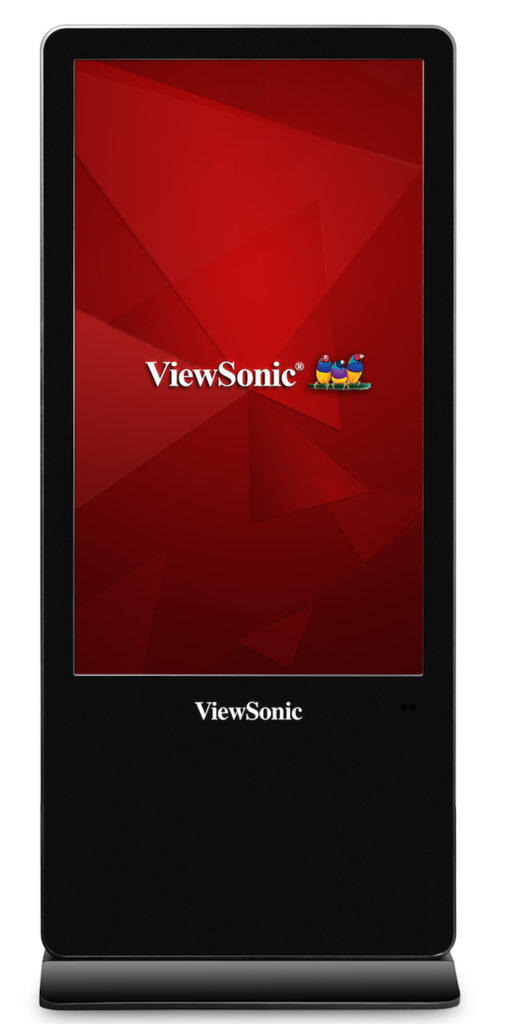 Viewsonic eposter EP5540 y 5540t