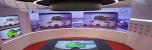 Digital Projection pone su tecnología láser al servicio de la industria 4.0 de Magna Steyr
