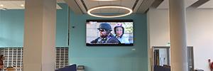 TVOne ayuda a crear el videowall del centro educativo de Noorderpoort
