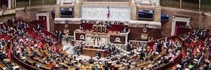 La Asamblea Nacional Francesa confía su red de medios en las soluciones de distribución de Riedel