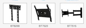 B-Tech agiliza la selección del soporte AV más adecuado con una intuitiva herramienta en línea