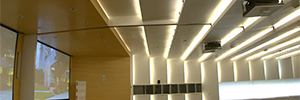 El Colegio de México instala dos proyectores Christie Serie HS en su auditorio principal