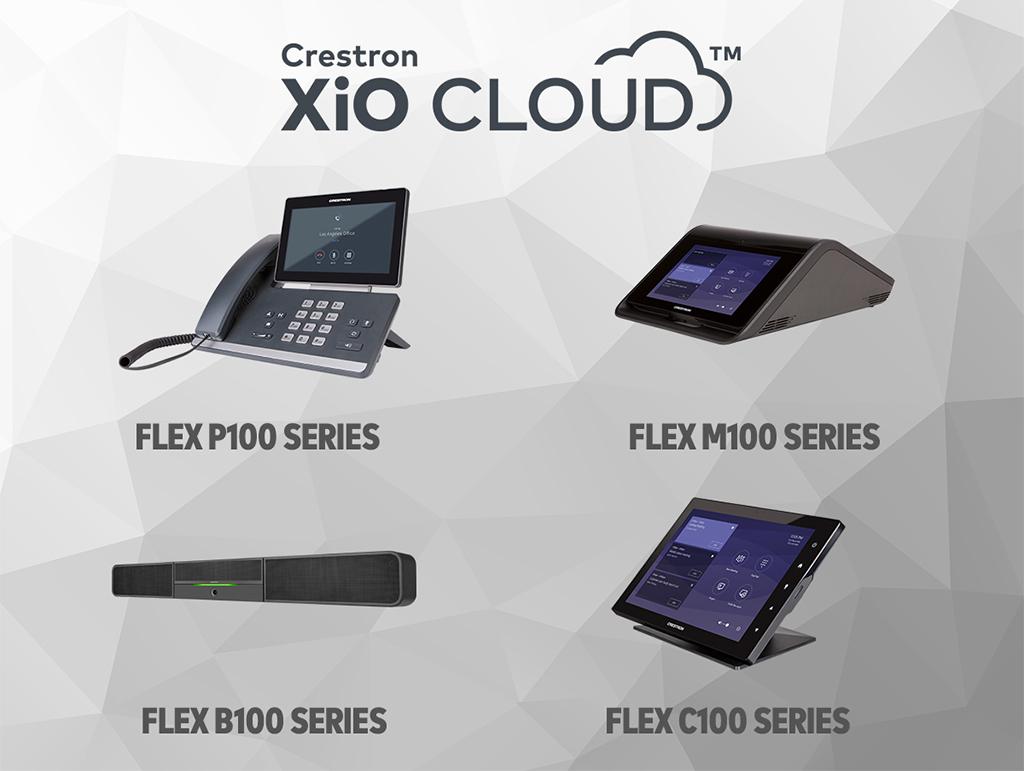 Crestron introduces Flex B100 Soundbar to optimize