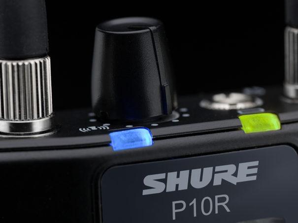 Earpro Shure P10R+