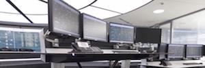 Enagás apuesta por Gesab para desarrollar su nuevo espacio de control y reuniones