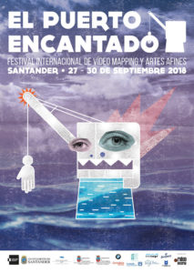 Festival videomapping santander2018 ruido interno