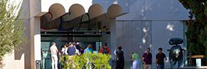 La Fundación Joan Miró ofreció a sus visitantes una experiencia inmersiva en audio 3D