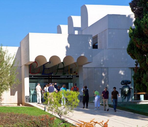 Fundacion Joan Miro (Foto: Pere Pratdesaba)
