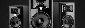 JBL 3 Series MkII : monitores de estudio autoamplificados que mejoran la escucha activa