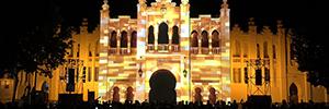 La feria de Albacete vuelve a brillar con un espectáculo de luz y sonido