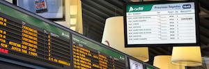 Icon Multimedia apuesta en Innotrans 2018 por la 'estación inteligente' con su solución Deneva
