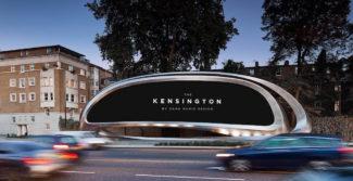 JCDecaux zaha hadid architects the kensington