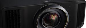 JVC introduce su primer proyector 8K con chip D-ILA y tecnología e-shift