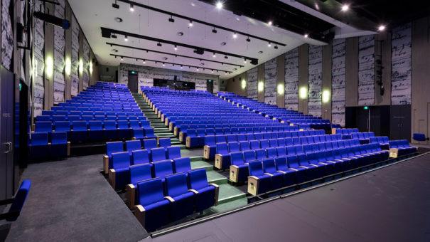 Meyer Sound en Universidad Monash Melbourne (Foto: Greg Ford)