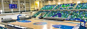 La tecnología Led de Mondo estará presente en el Mundial de Baloncesto Femenino 2018