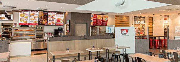 NEC en KFC