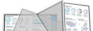 Peerless-AV desarrolla sistemas de montaje específicos para la pantalla interactiva Samsung Flip