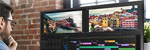 Samsung S34J55W: monitor panorámico WQHD para aplicaciones multitarea