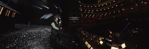 Nuevos contenidos culturales del Teatro Real en realidad virtual con Samsung Gear