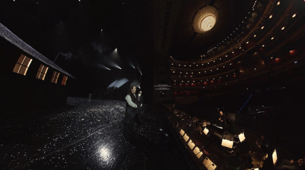 Samsung Teatro real La Boheme