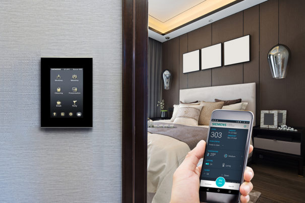 Siemens Smart Hotel