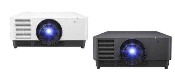 Sony VPL-FHZ90L y VPL-FHZ120L