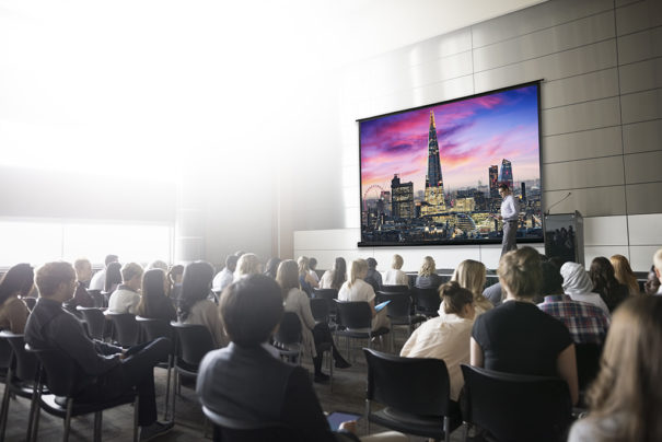 Sony projector Lifestyle