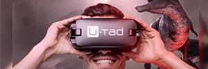 U-tad presenta en España las gafas de realidad mixta Magic Leap