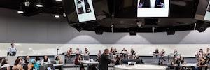 Un innovador sistema de audio transforma la formación en la Universidad de Monash
