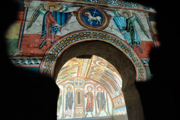 Videomapping Iglesia Santa Coloma