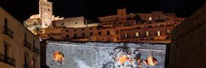 Ibiza Light Festival iluminará la isla con instalaciones interactivas, luz y proyecciones