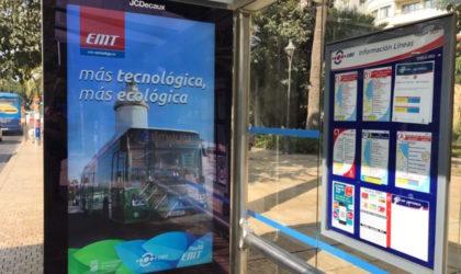 Ayuntamiento Malaga EMT JCDecaux