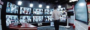 IESE implanta la herramienta de aprendizaje colaborativo más nueva de Barco