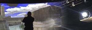 Barco FL40: fiabilidad y potencia en proyección para simulación de alto rendimiento