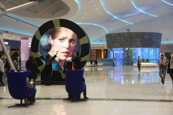 Christie estreno Moscu Doctor Strange Oceania