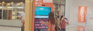 Coca-Cola utiliza el circuito digital de iWall para promocionar su Festival CCME