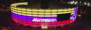El nuevo Coliseo Movistar Arena de Bogotá inicia su actividad de espectáculos